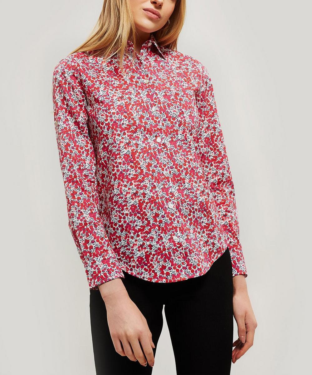 Wiltshire Women's Tana Lawn Cotton Bryony Shirt