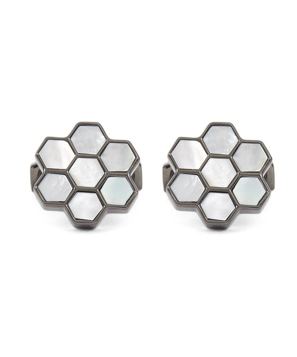 Honeycomb Cufflinks