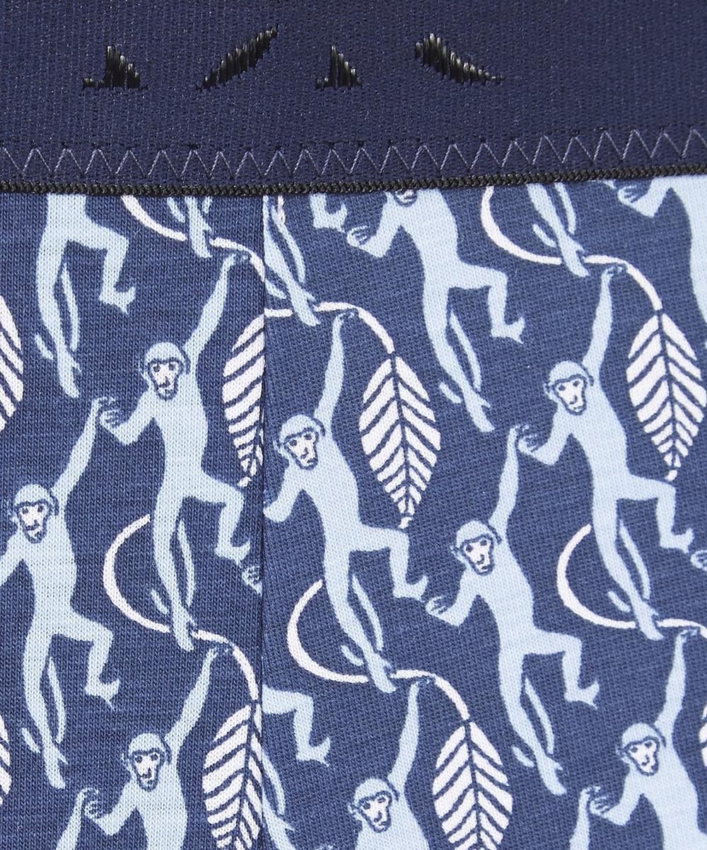 Monkey Print Hipster