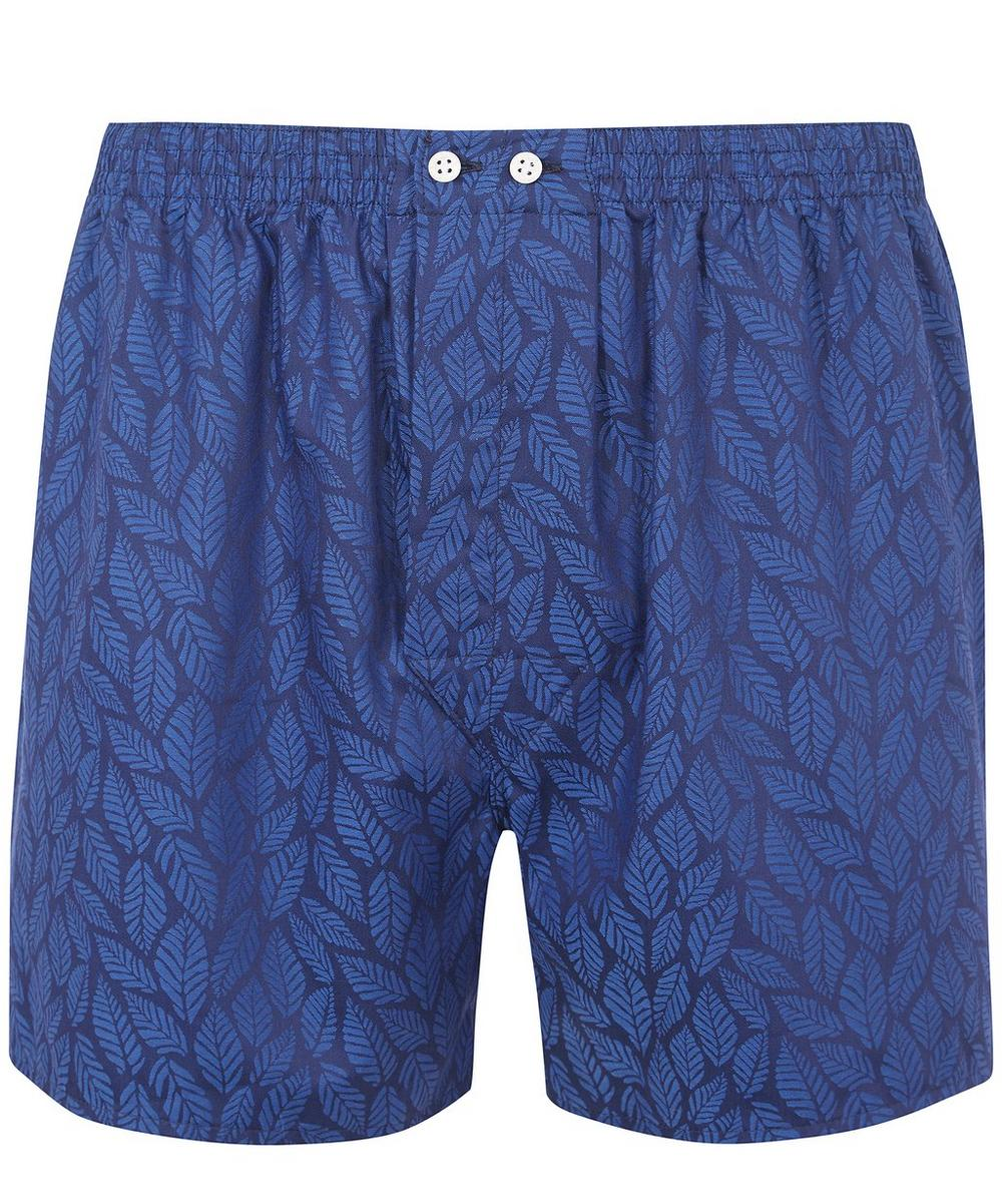 Paris Leaf Classic Cotton Boxer Shorts