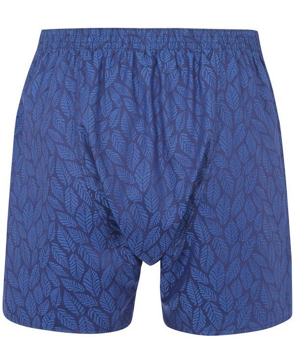 Paris Leaf Classic Cotton Boxer Shorts