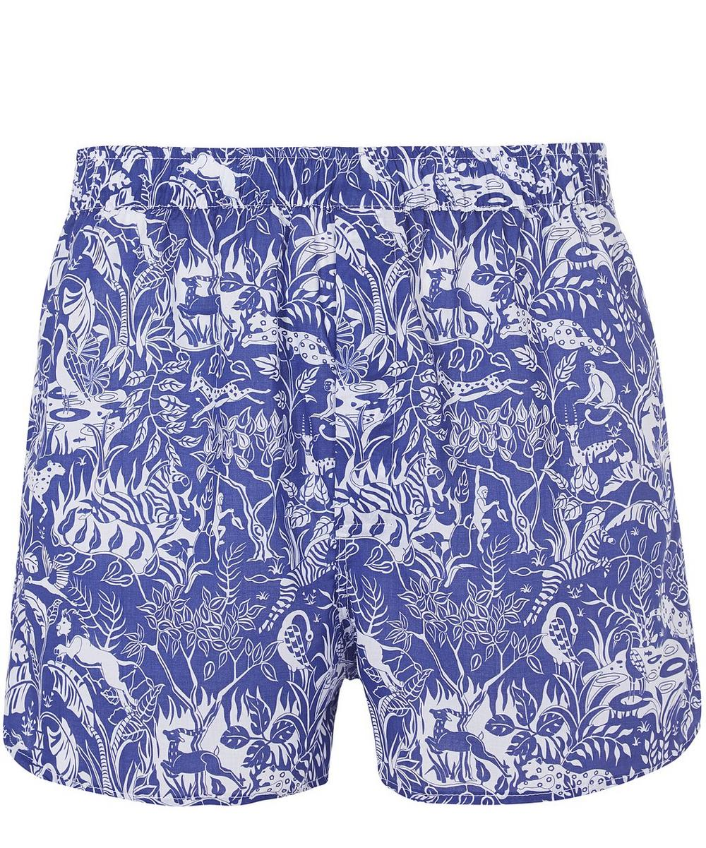 Africa Modern Fit Boxer Shorts
