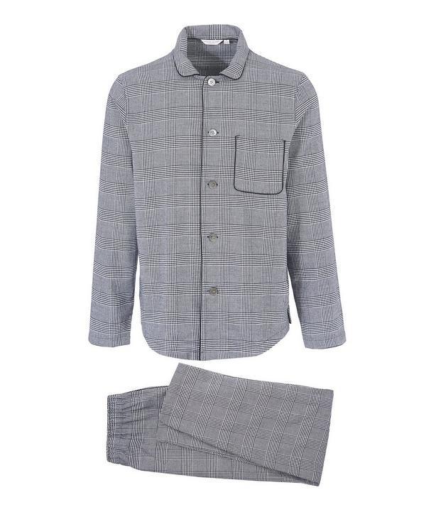 Ranga Checked Pyjama Set