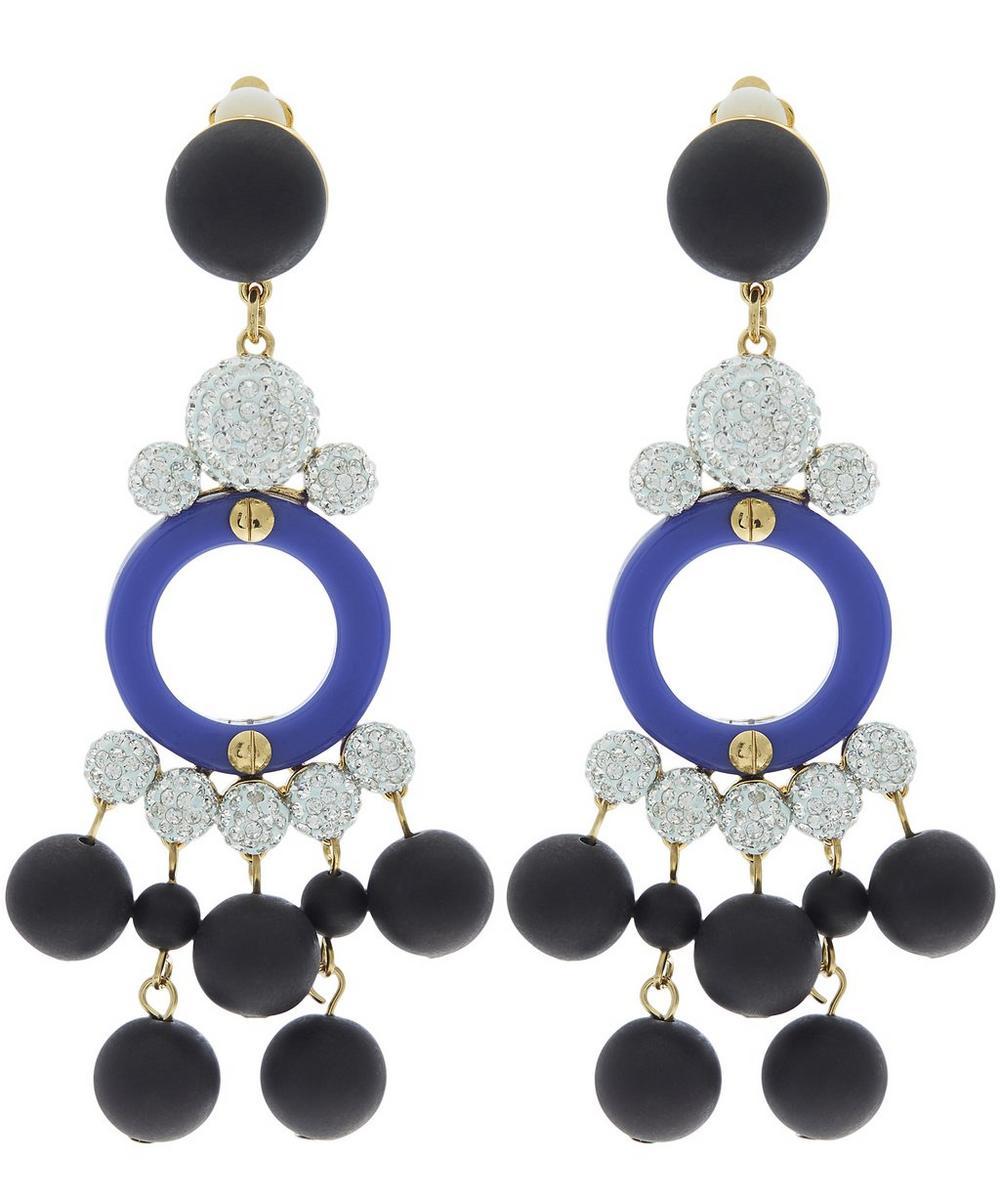 Boulevard Chandelier Earrings