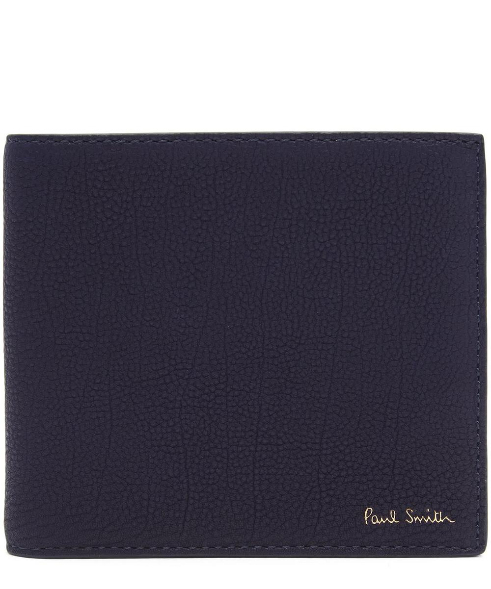 Soft Grain Billfold Wallet