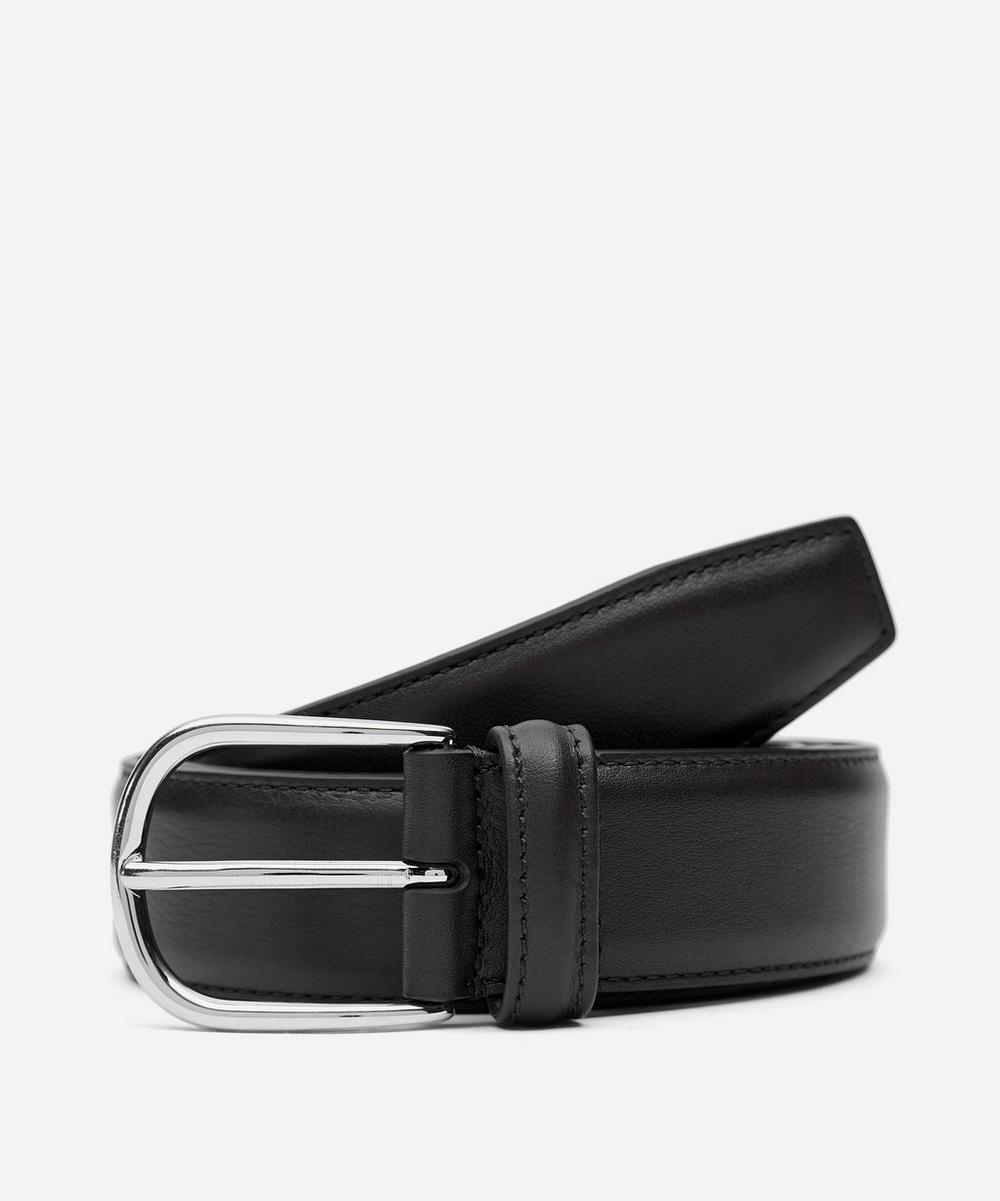 Stitch Leather Belt
