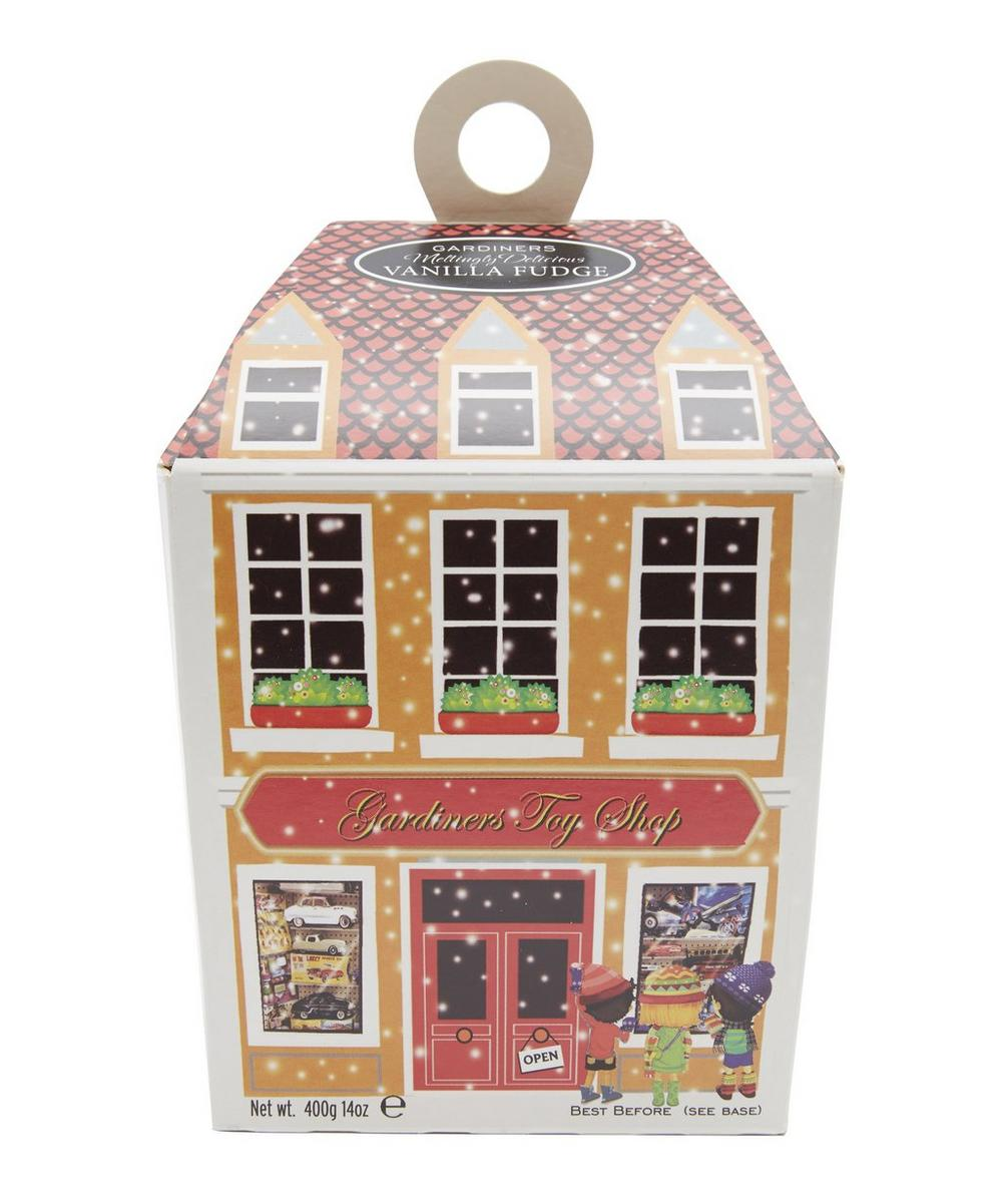 Toy Shop Vanilla Fudge 400g