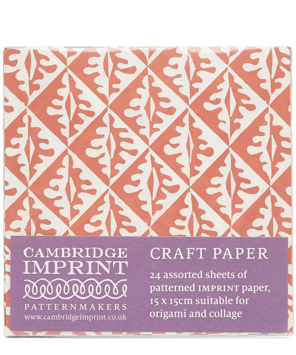 Craft Paper Pack