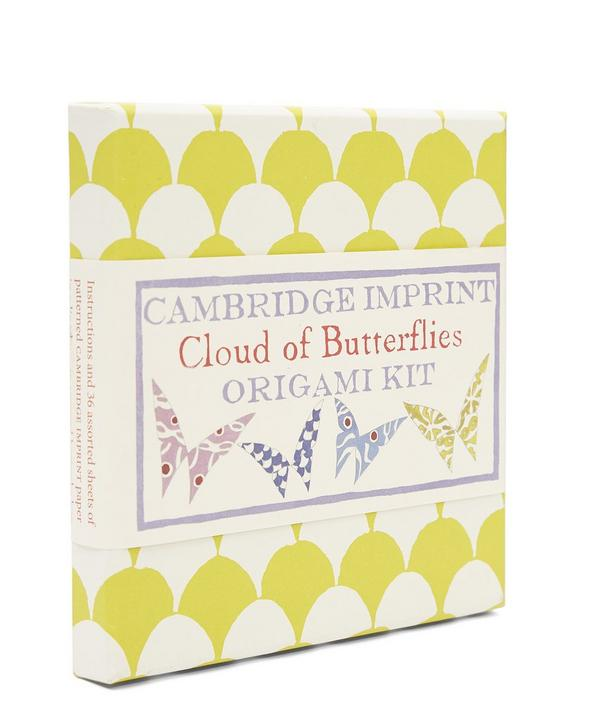 Cloud of Butterflies Origami Kit
