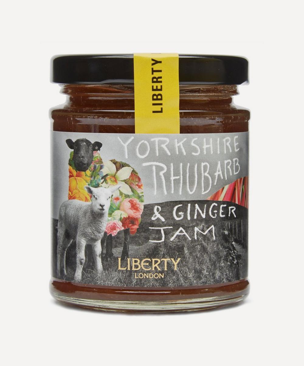 Yorkshire Rhubarb and Ginger Jam 227g