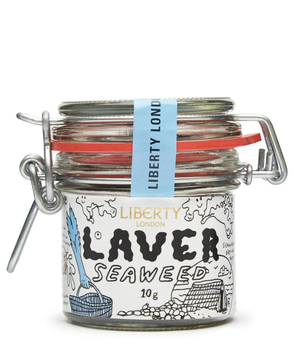 Laver Seaweed 10g