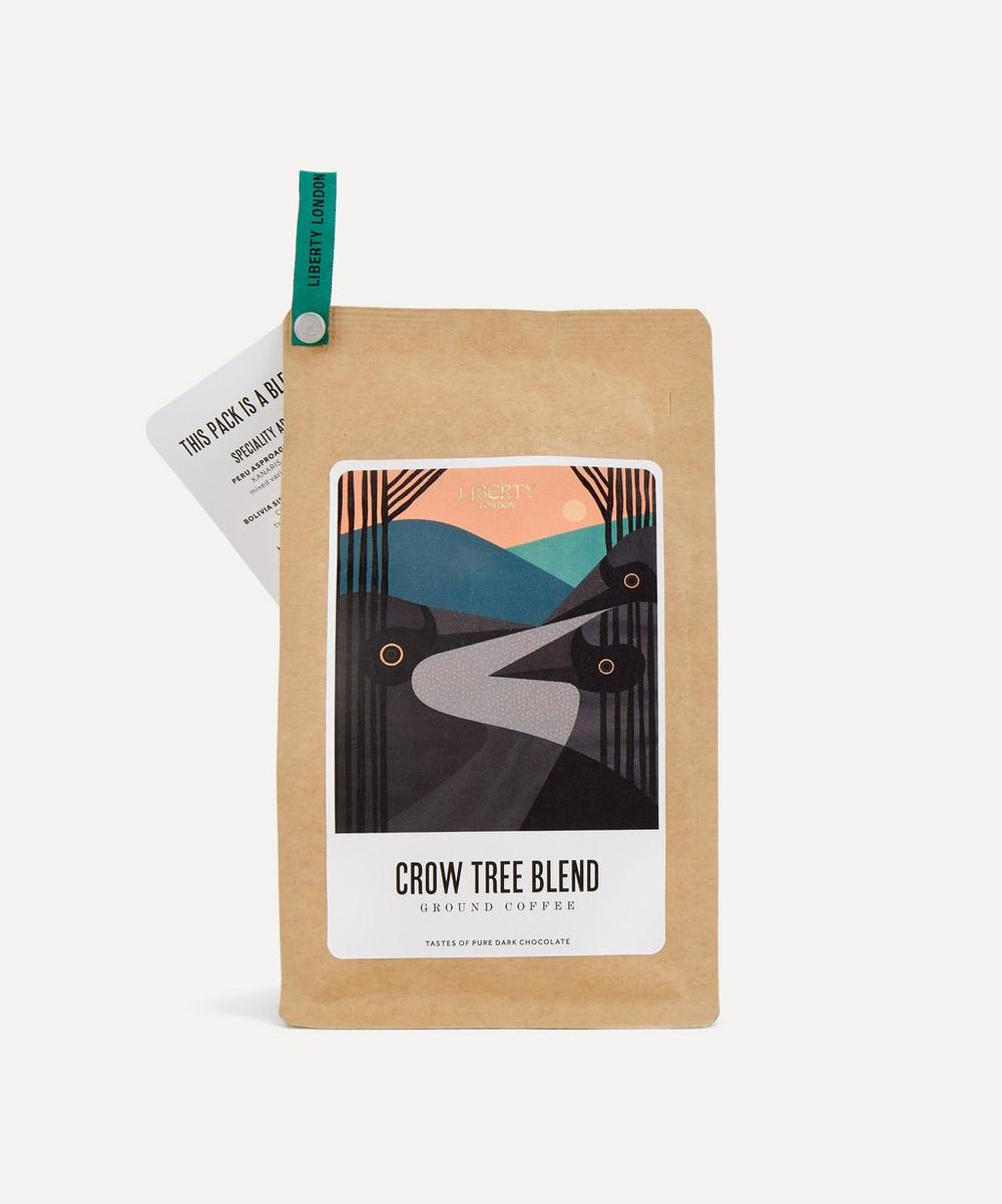 Crow Tree Blend Ground Coffee 250g