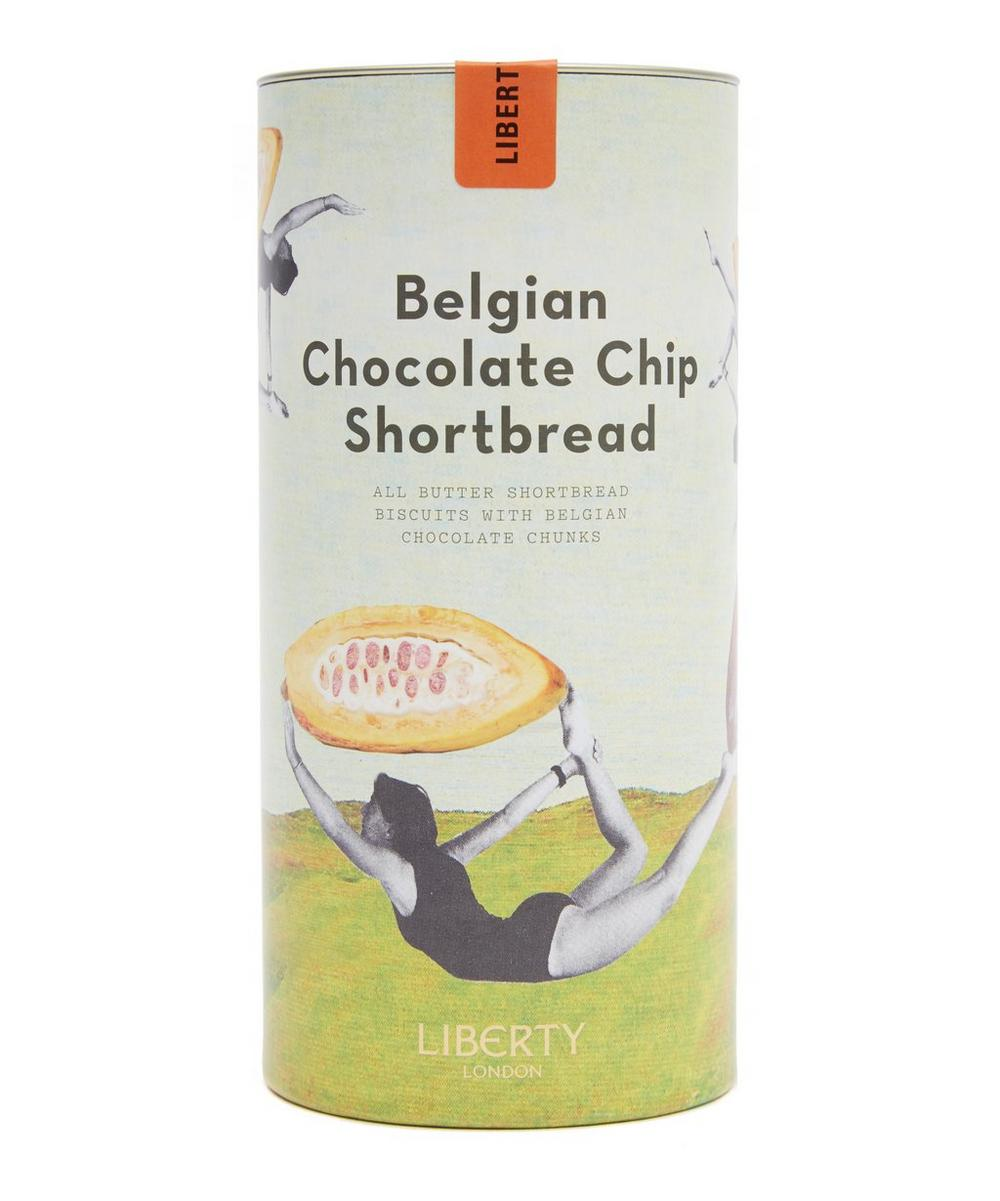 Belgian Chocolate Chip Shortbread 200g