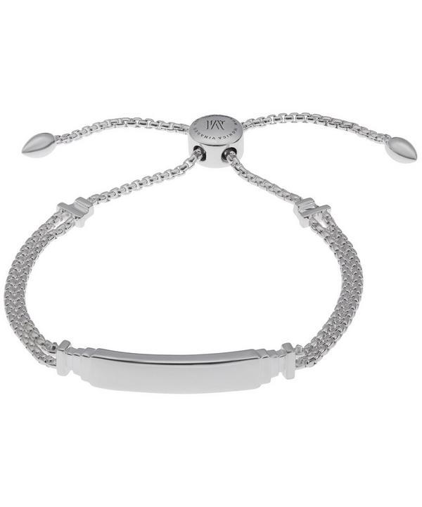 Silver Baja Deco ID Bracelet