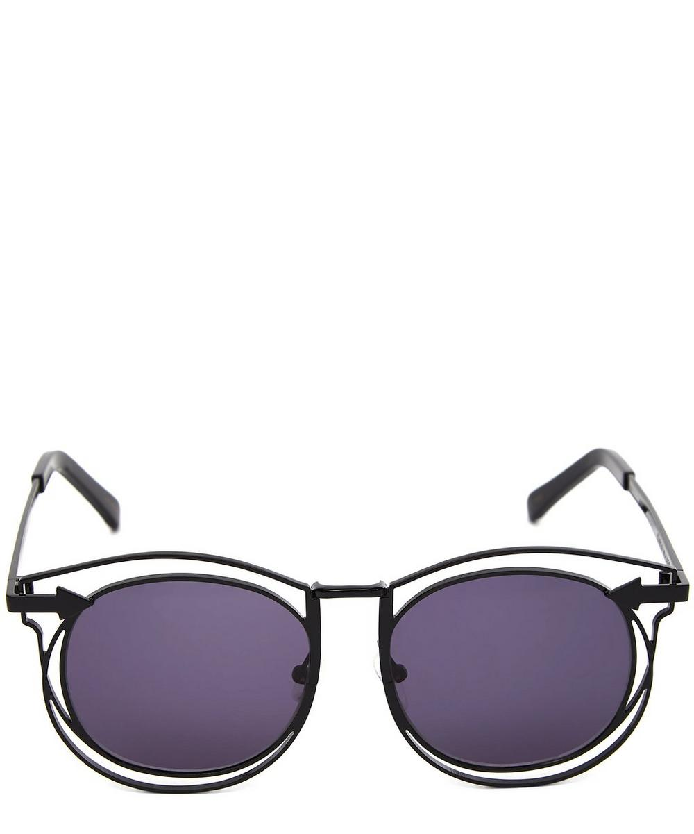 Karen Walker Superstar Simone Sunglasses