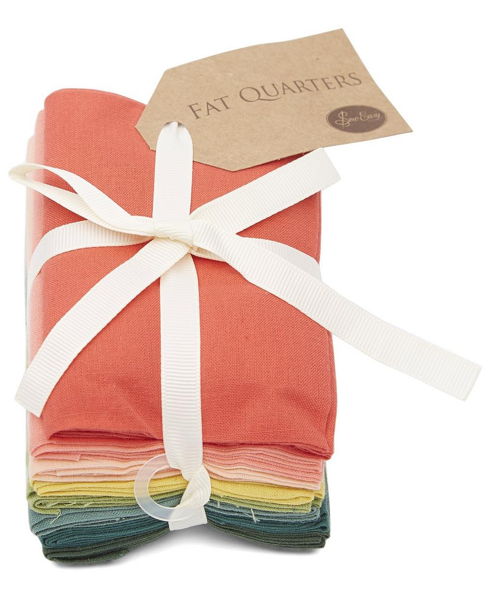 Fat Quarters Bundle Quilt-Weight Cotton