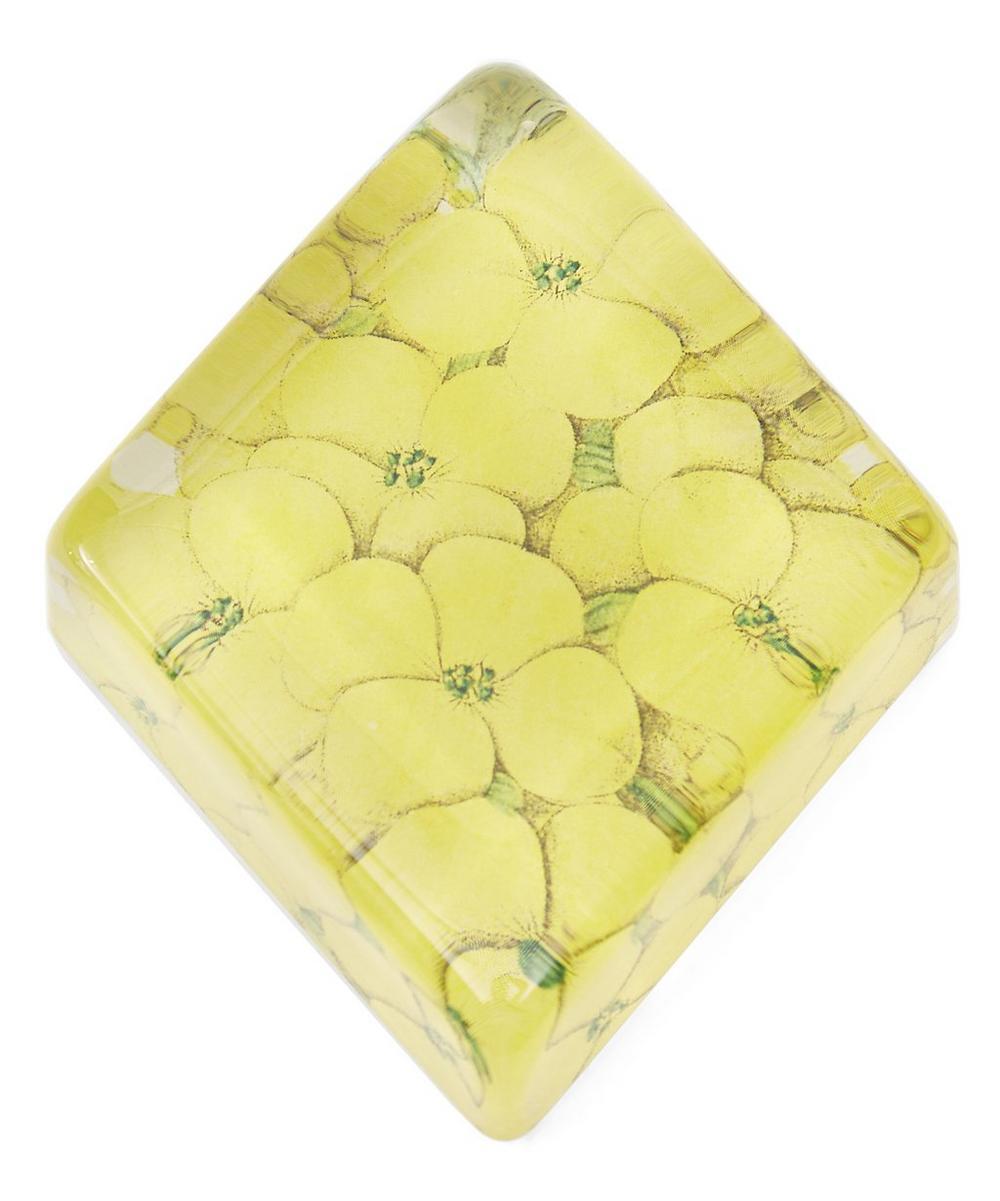 Marshalu Flower Diamond Paperweight