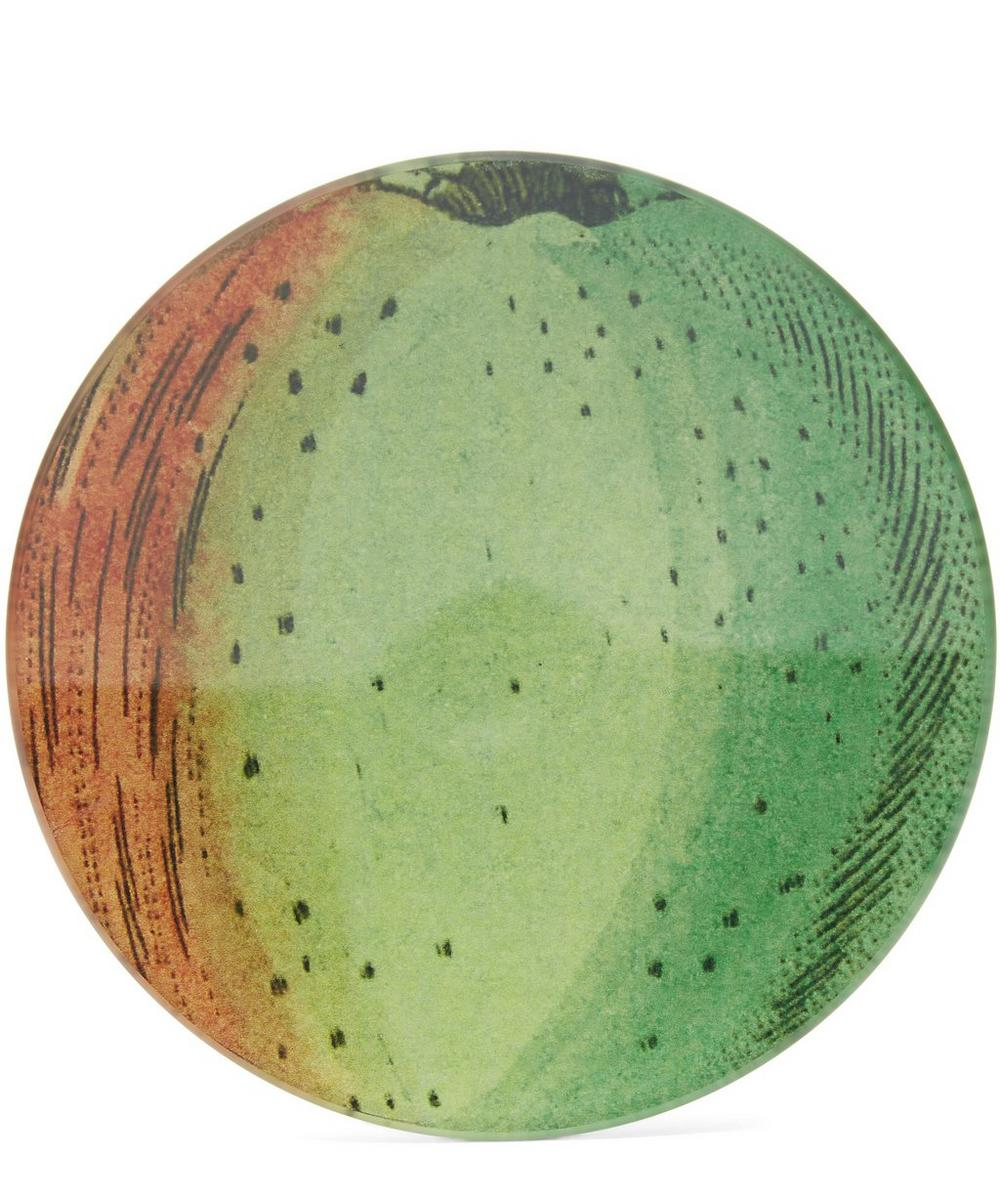 Apple No. 87 Small Round Plate