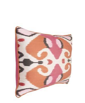 Love Ikat Cushion