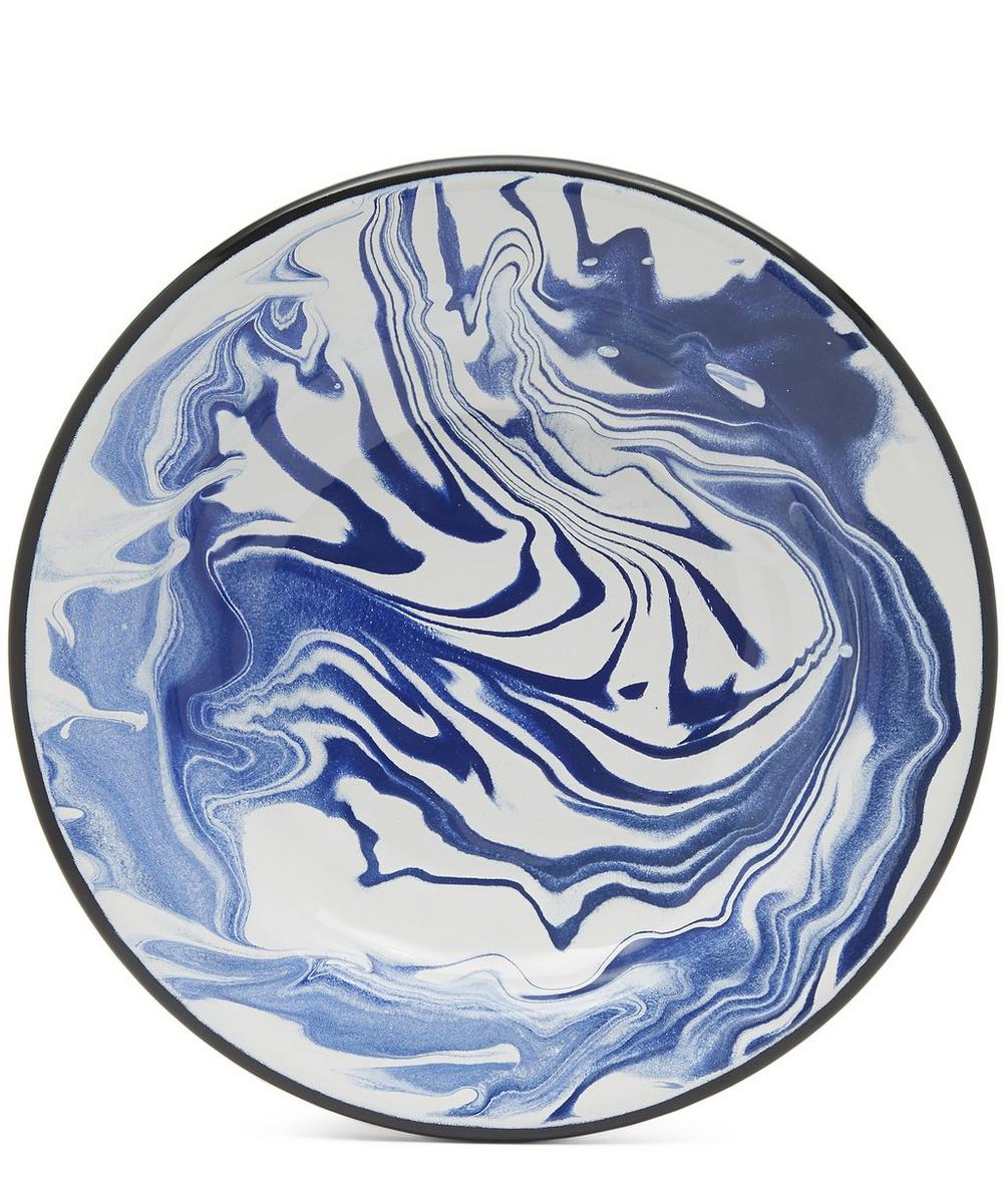 Marble Deep Plate