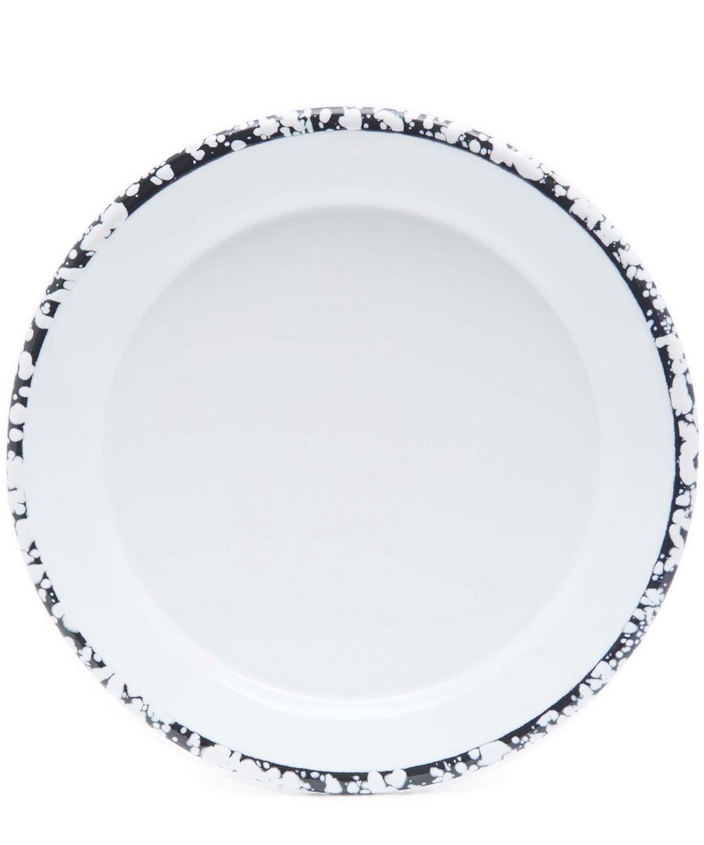 Monochrome Large Flat Plate