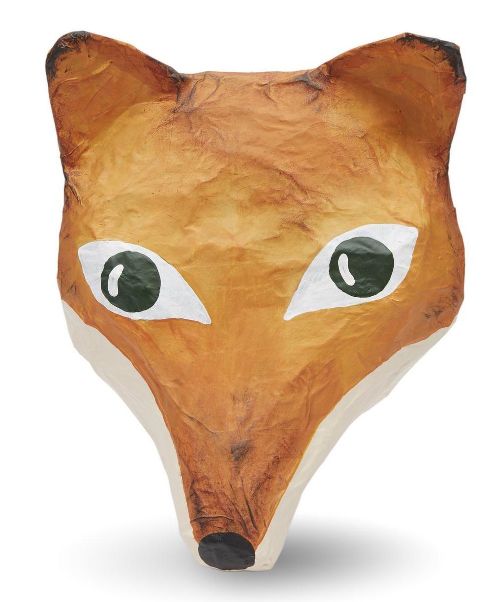 Mr. Fox Head Wall Mount