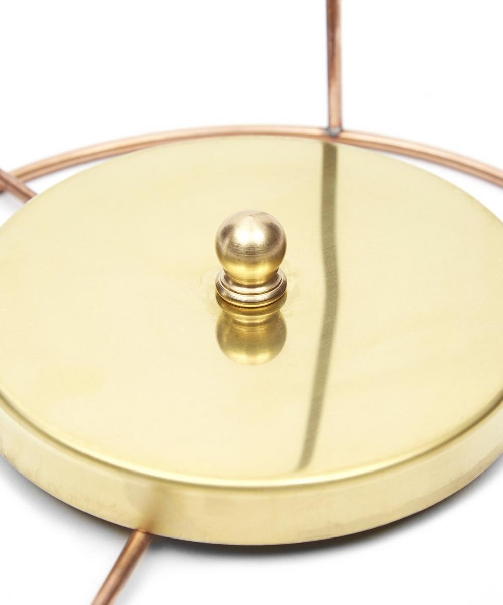 La Volière Drum Lamp