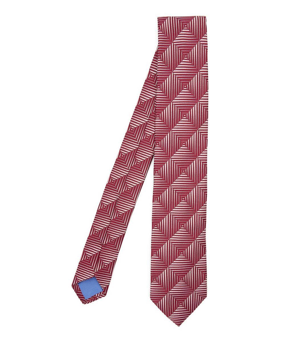 Shaded Silk Tie