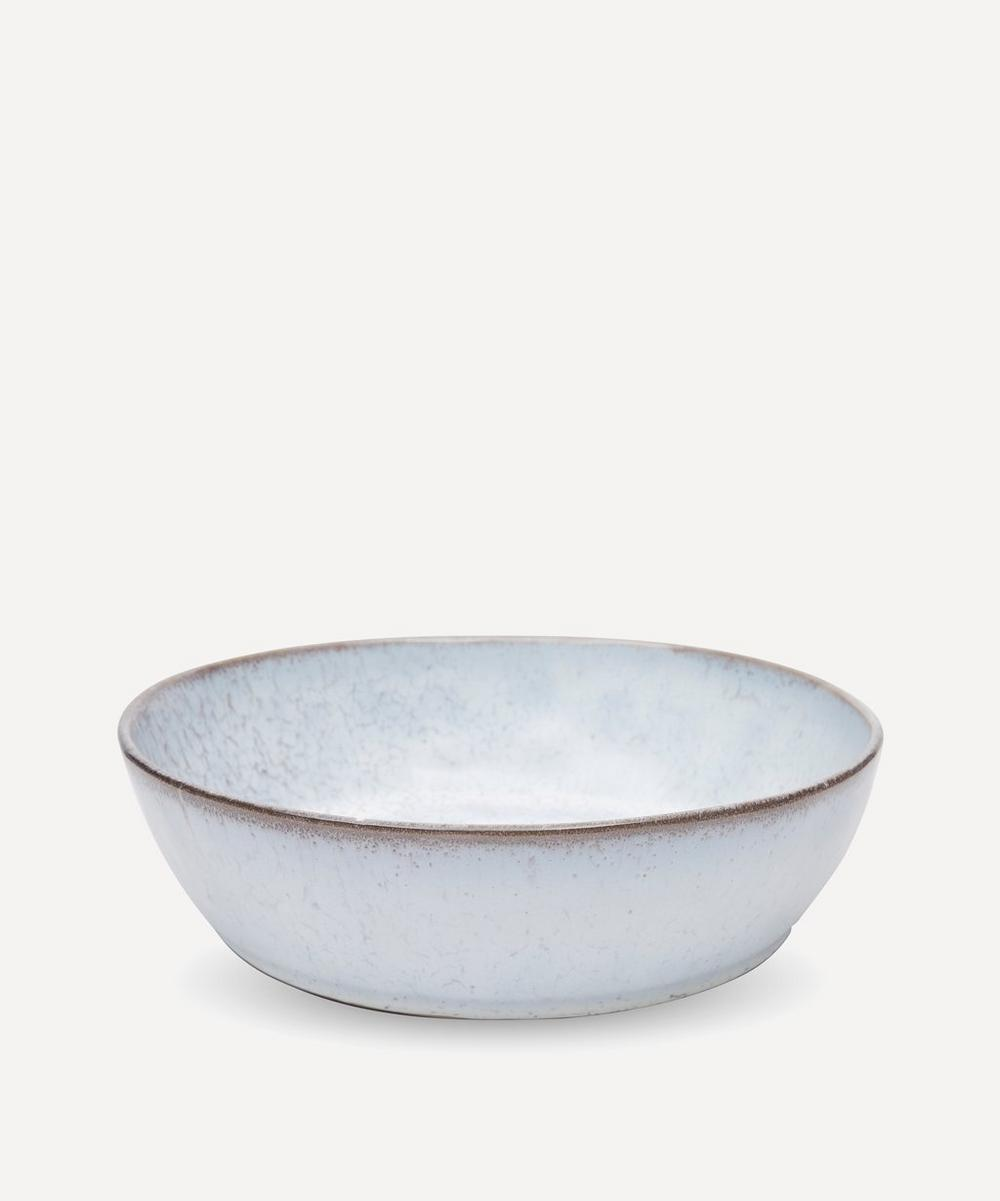 Rustic Large Ceramic Bowl