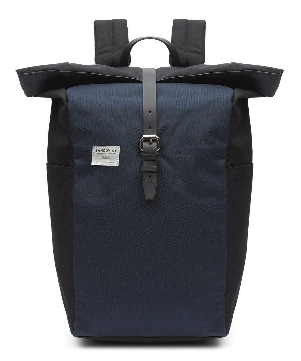 Cordura Roll-Top Backpack