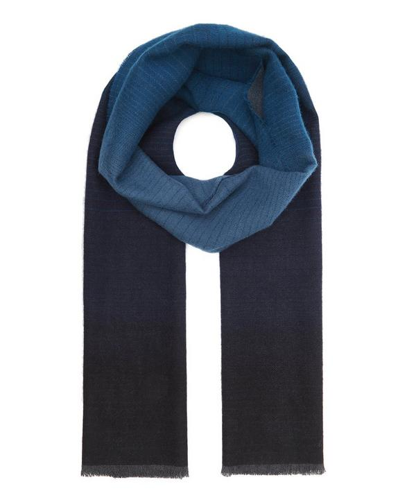 Ombre Merino Wool Scarf