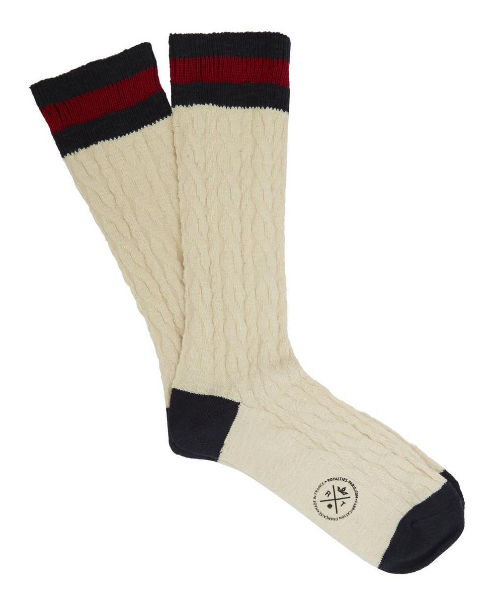 Torsades Varsity Socks
