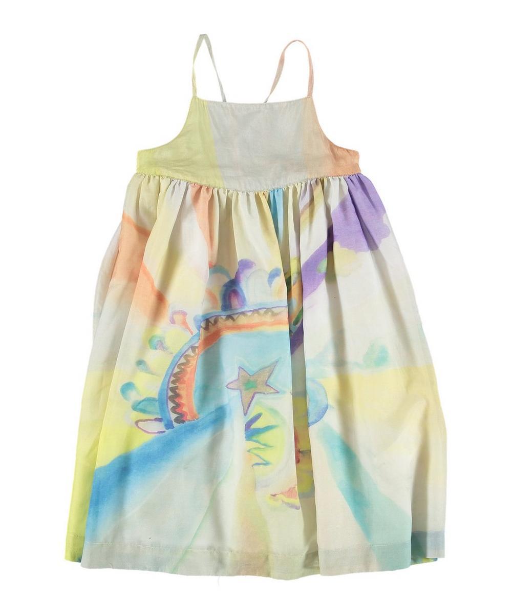 Rainbow Dress 2-8 Years