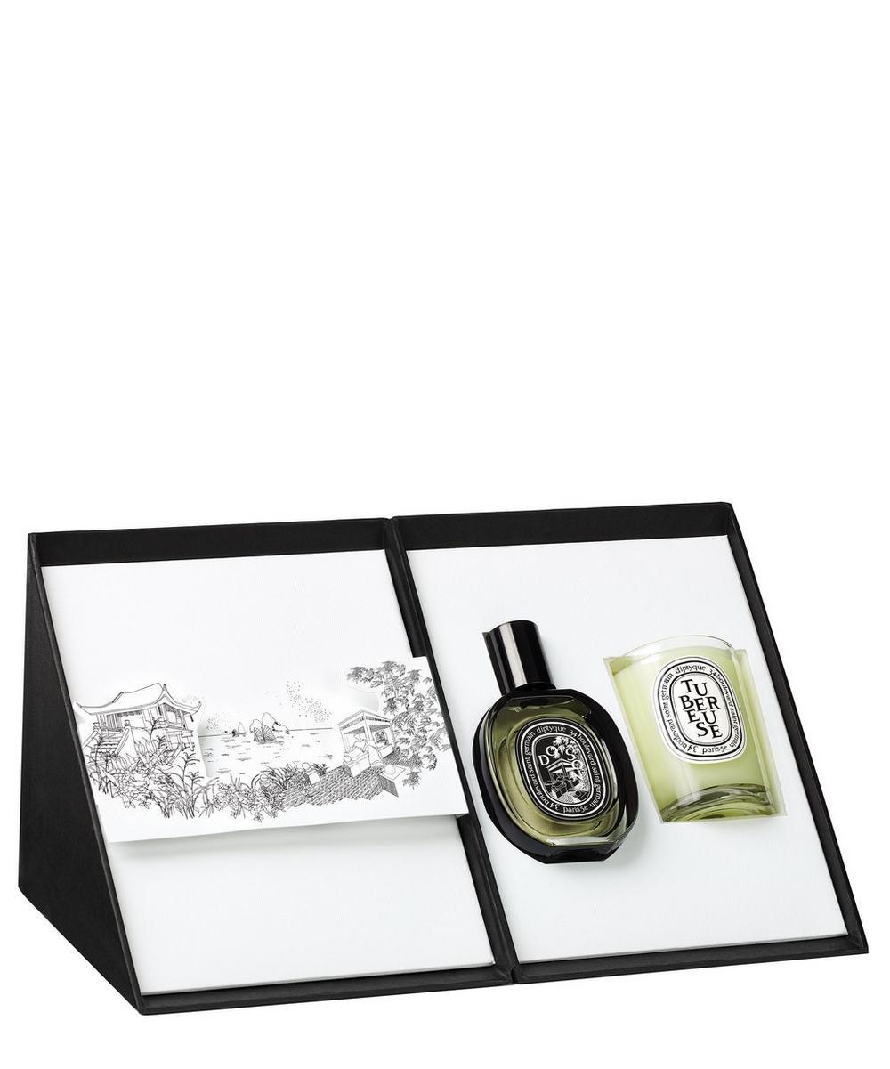 Do Son Eau de Parfum and Tubéreuse Scented Candle Gift Set