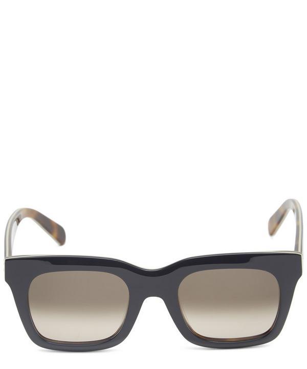Luca Navy Sunglasses