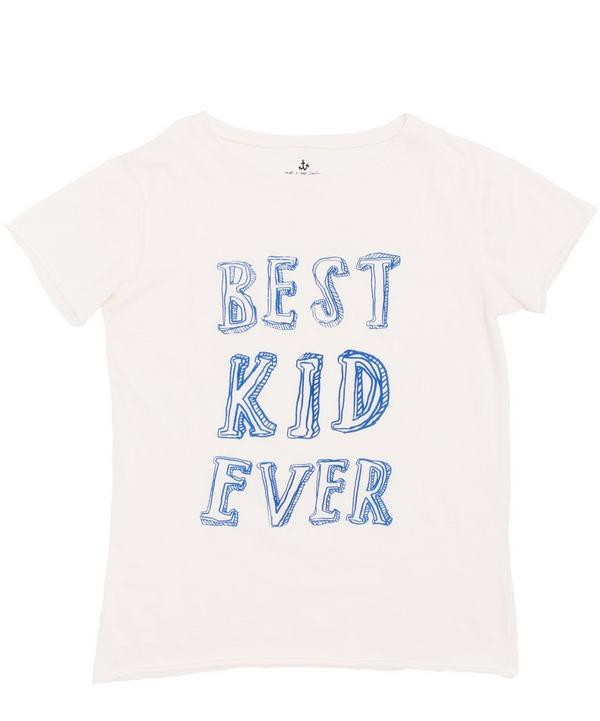 Best Kid Ever Tee 2-8 Years