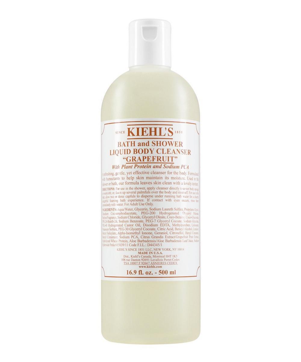 Grapefruit Bath And Shower Liquid Body Cleanser 1000ml