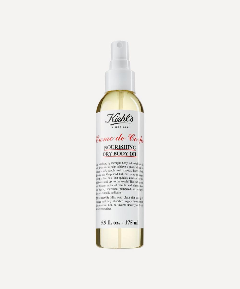 Crème de Corps Nourishing Dry Body Oil 175ml
