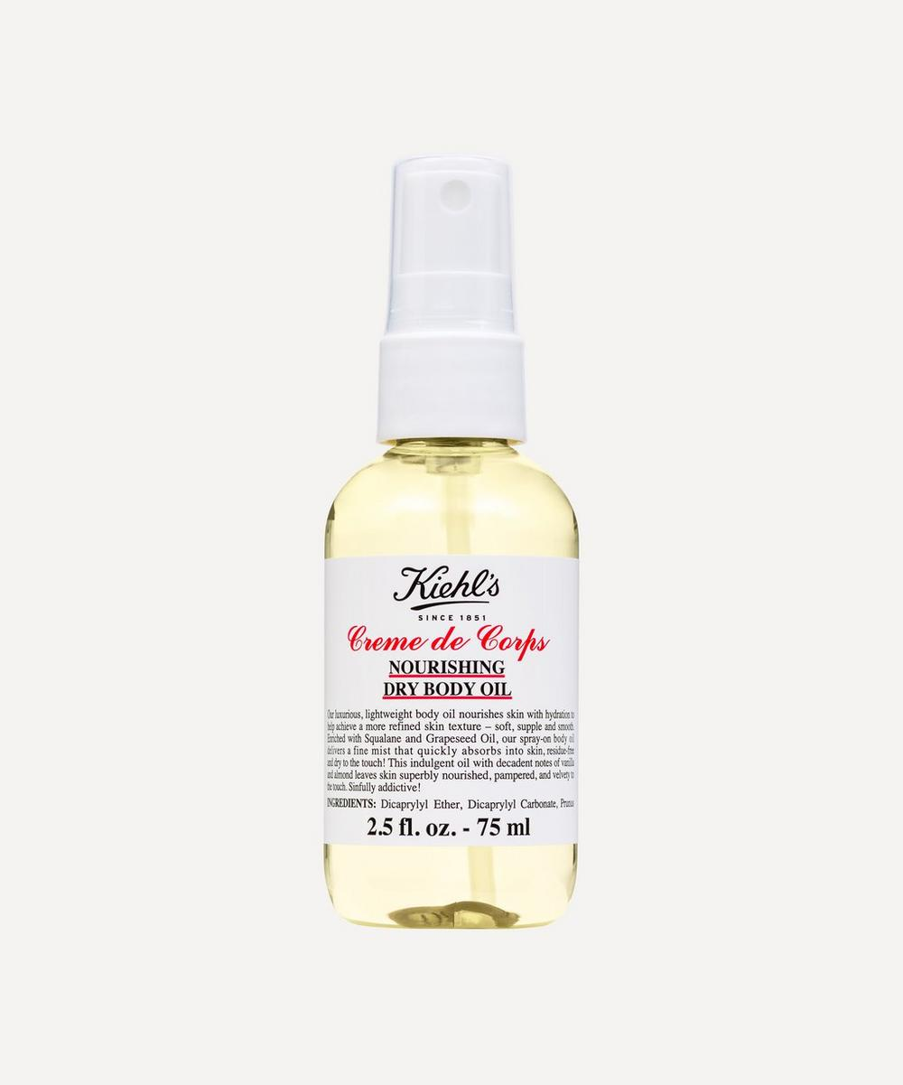 Crème de Corps Nourishing Dry Body Oil 75ml