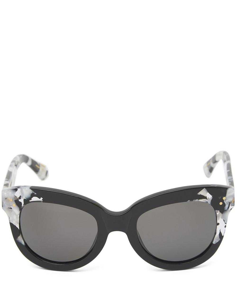 Julia Black Interstellar Sunglasses