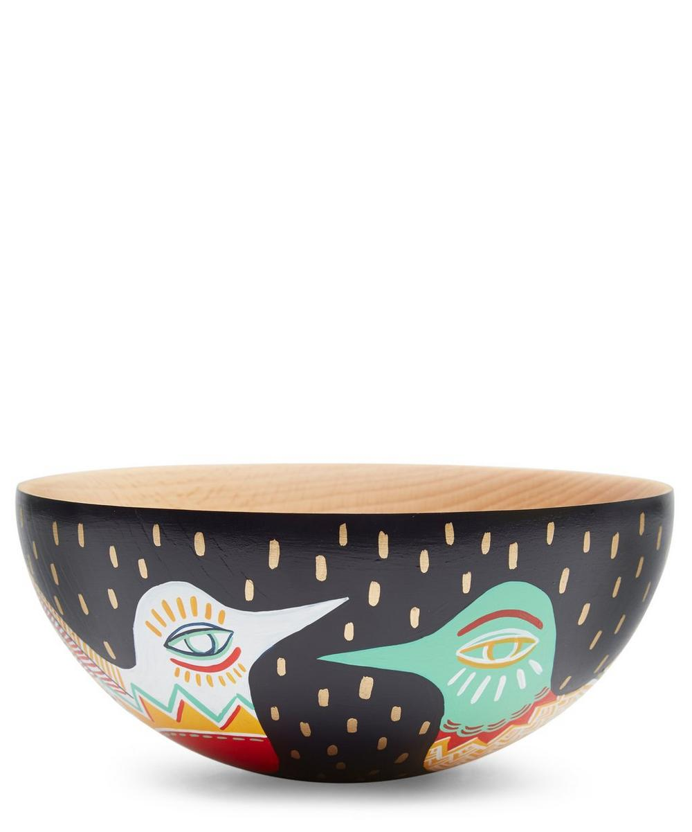 Liberty Birds Medium Bowl