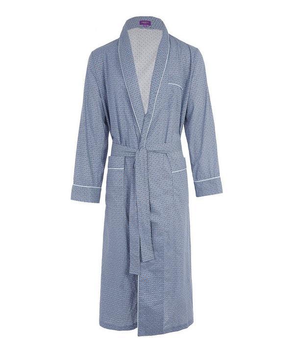 Juno Long Tana Lawn Cotton Robe