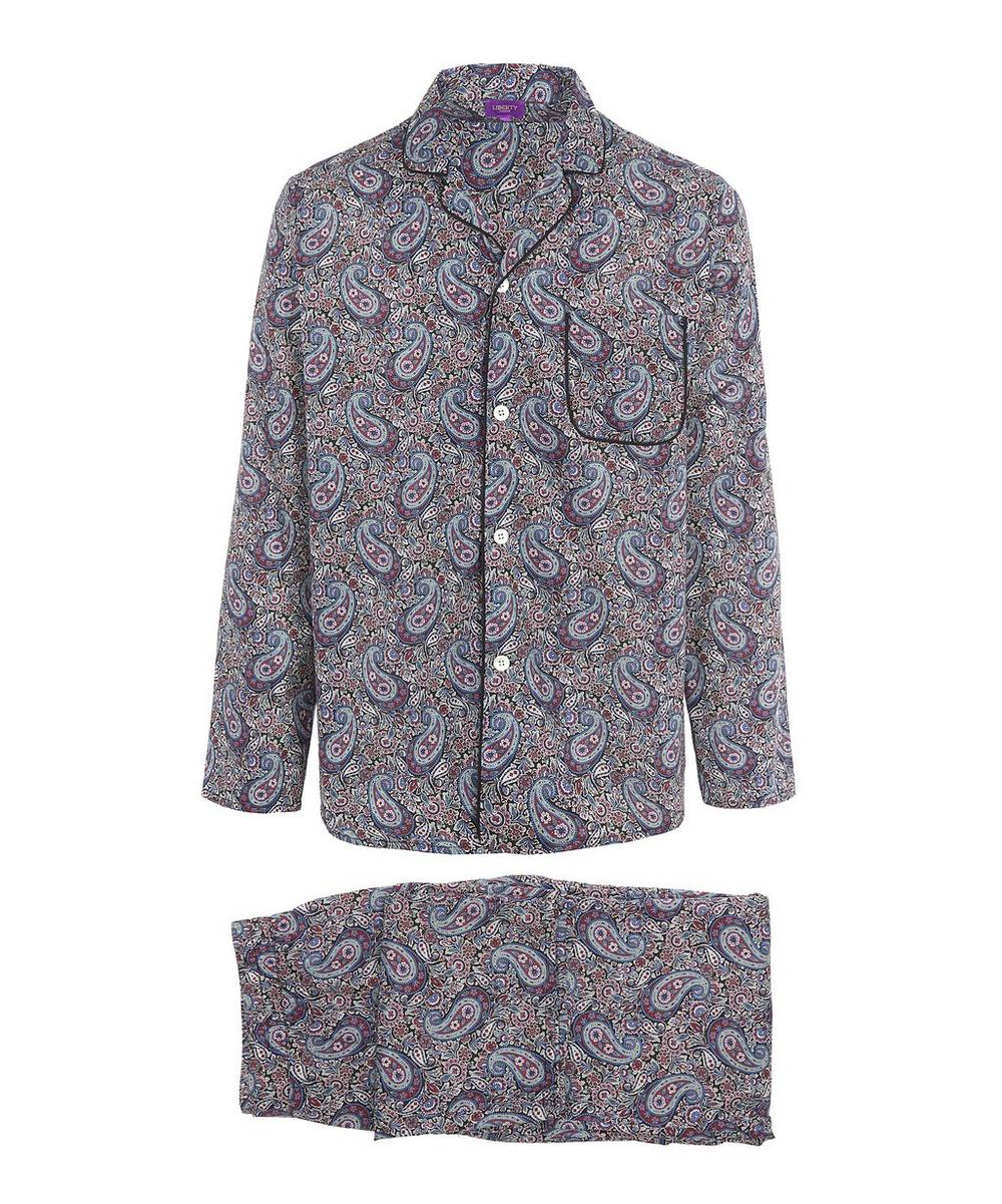Lee Manor Long Tana Lawn Cotton Pyjama Set