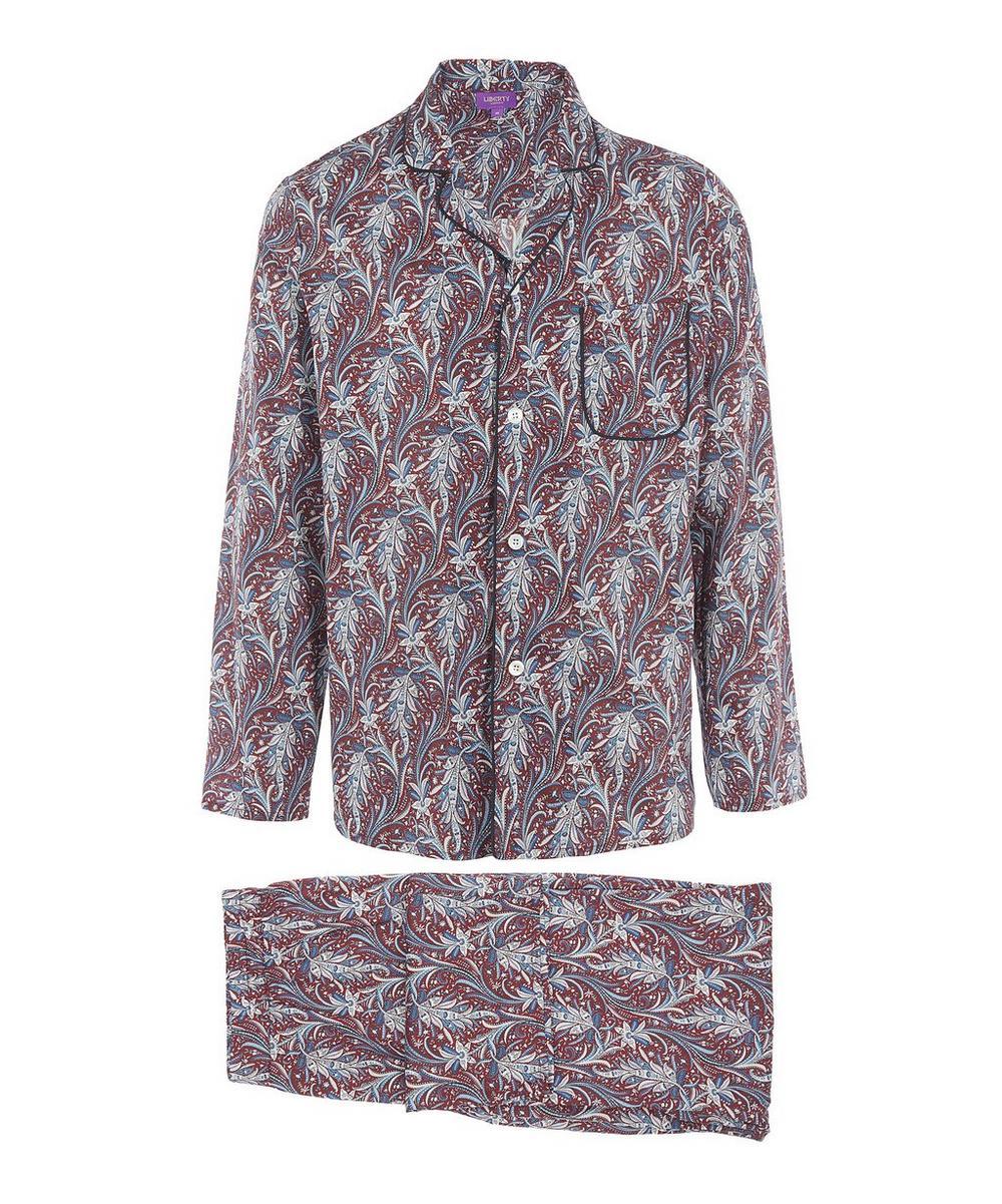 Elegance Long Tana Lawn Cotton Pyjama Set