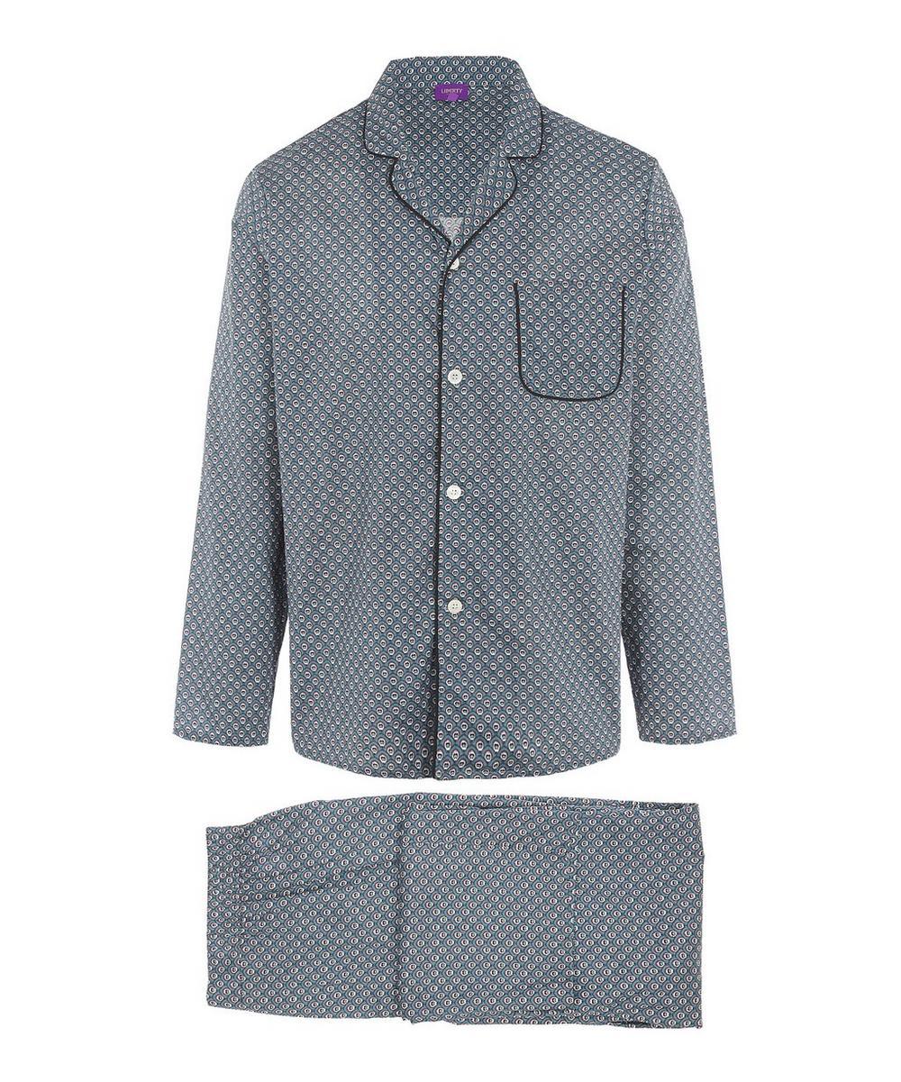 Juno Long Tana Lawn Cotton Pyjama Set