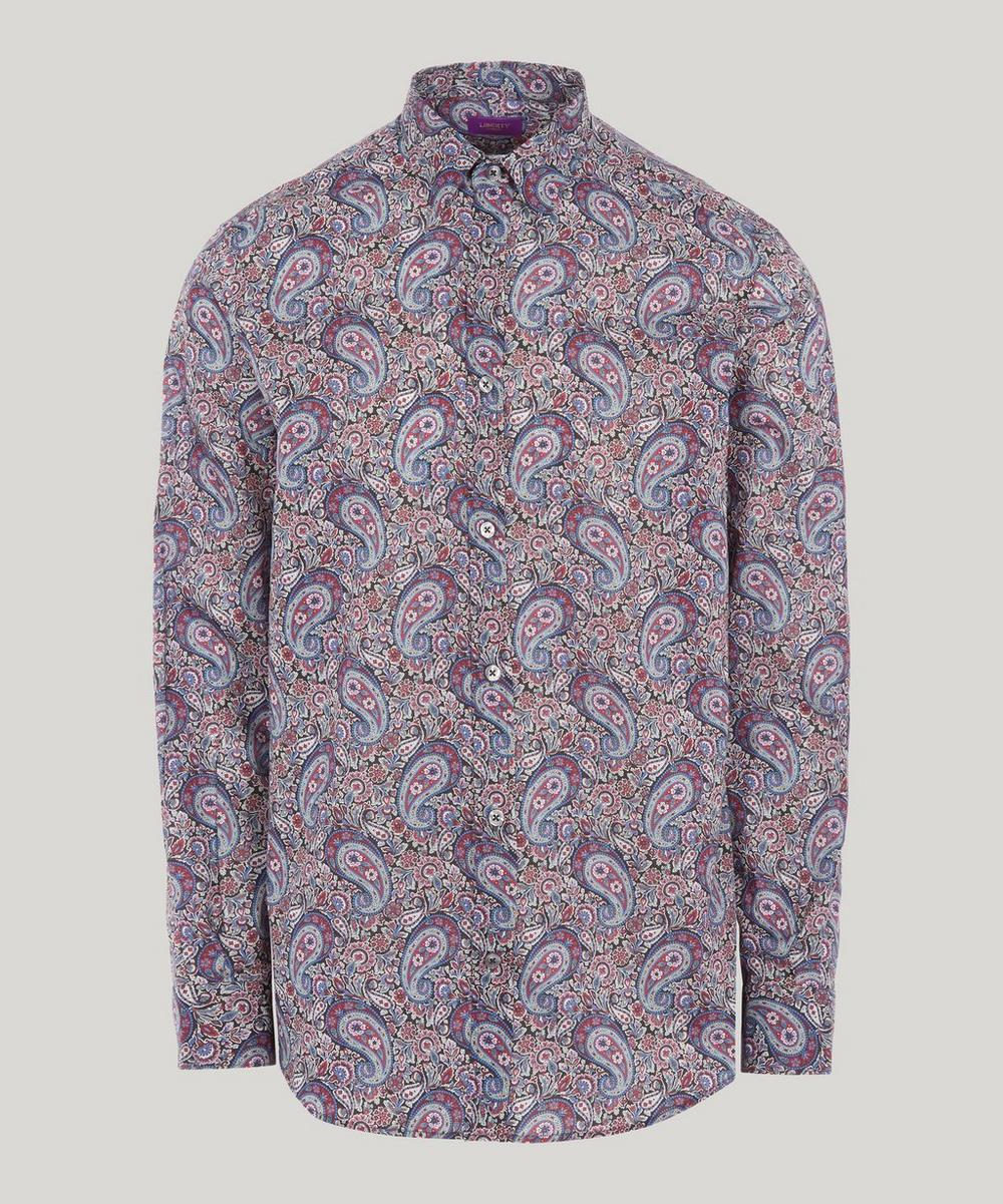 Lee Manor Print Tana Lawn Cotton Shirt