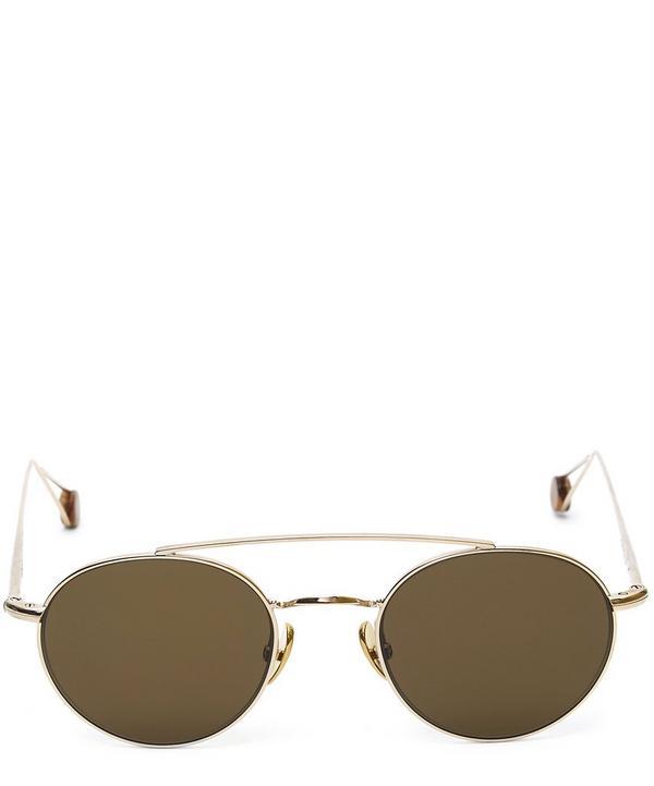 Place de la Bastille Aviator Sunglasses