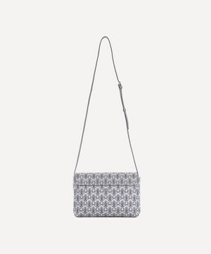 Limited Edition Portland Cross Body Bag in Iphis Canvas