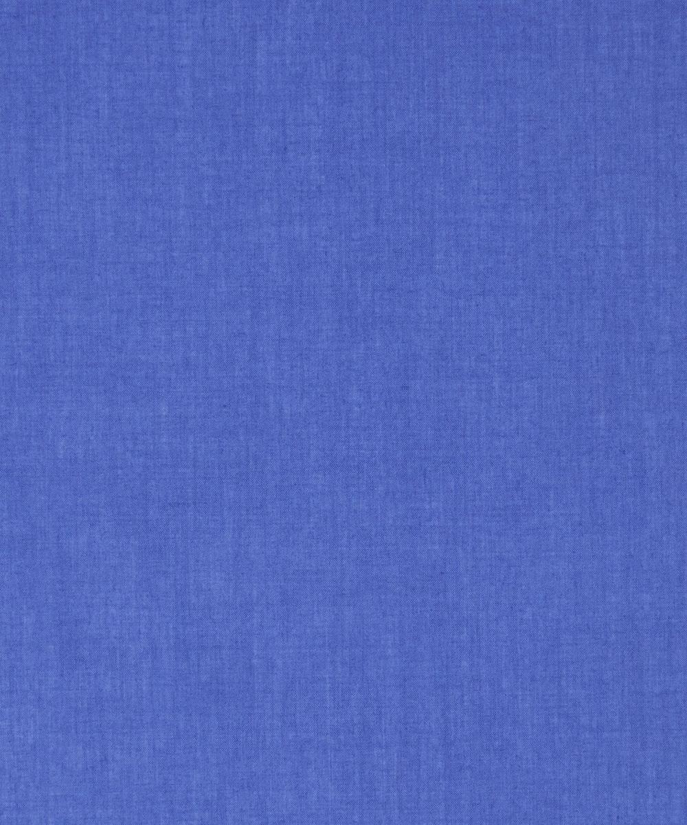 Cobalt Blue Plain Tana Lawn Cotton