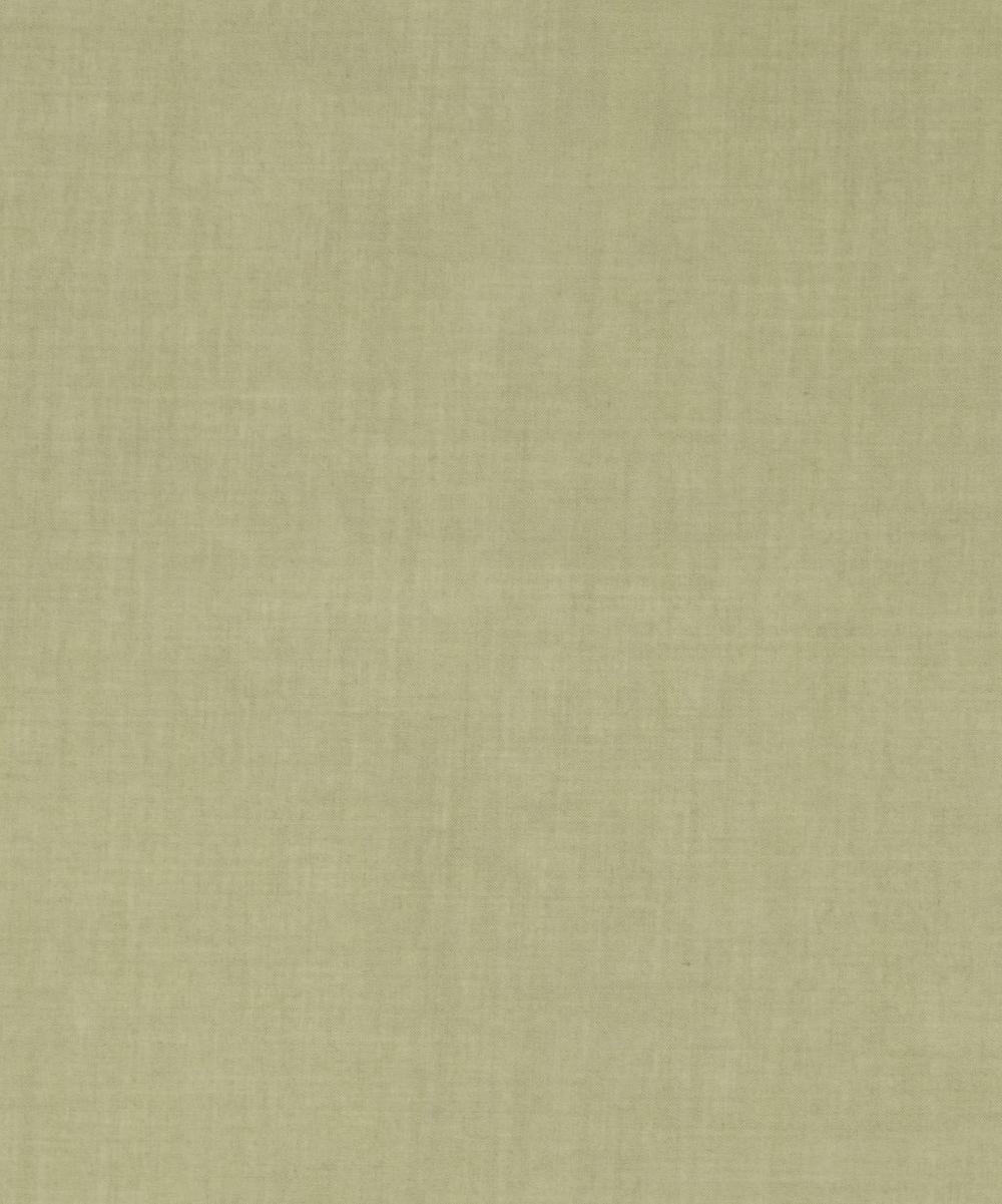 Sage Plain Tana Lawn Cotton
